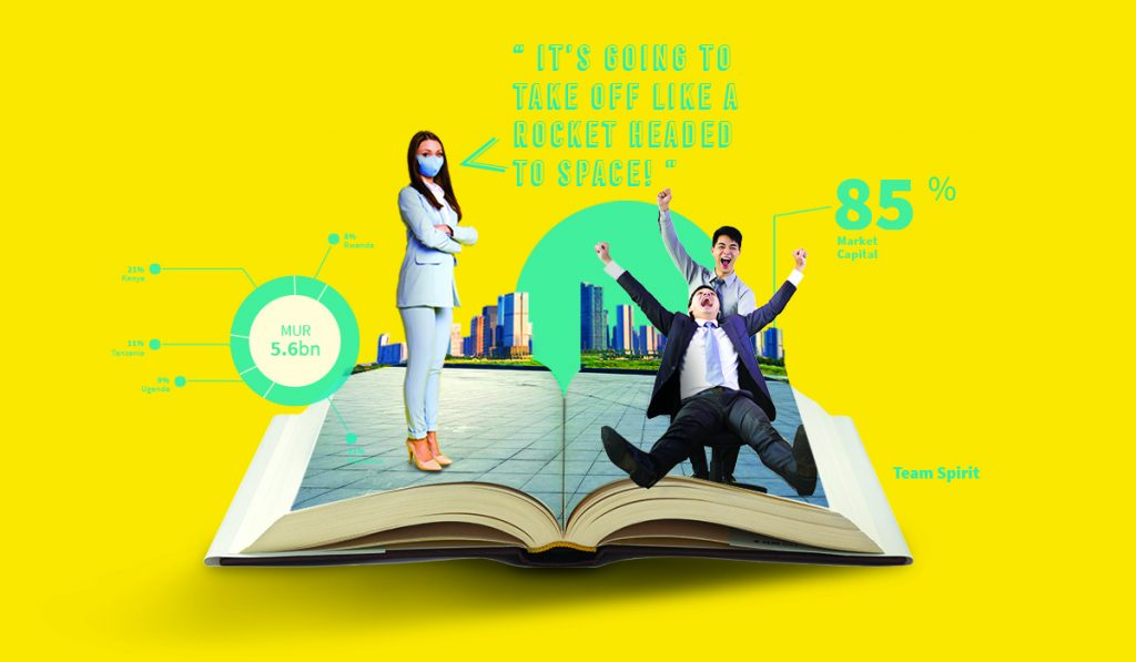 Storytelling for Integrated Annual Reports in Mauritius   Evolution - Numbers